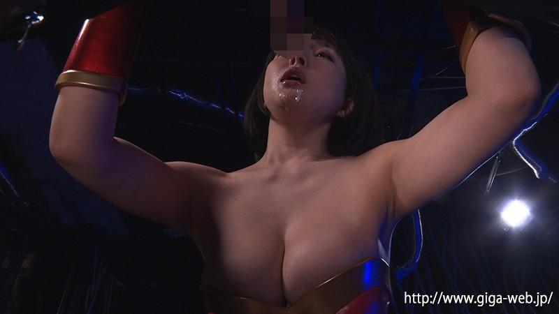 ヒロイン寝とられ 〜ダイナウーマン編|無料エロ画像12