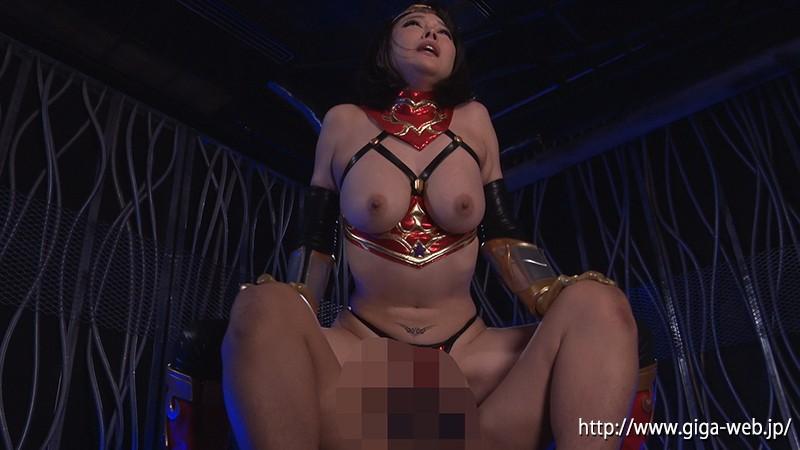 ヒロイン寝とられ 〜ダイナウーマン編|無料エロ画像20