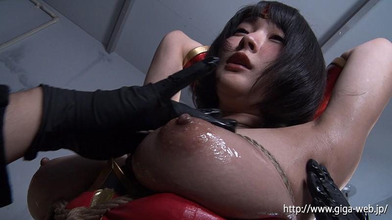 ヒロイン寝とられ 〜ダイナウーマン編|無料エロ画像7