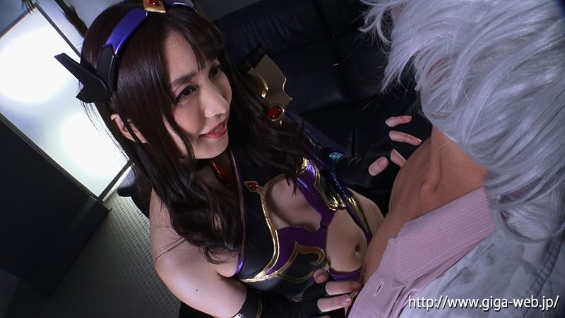 悪堕ちした高飛車女司令官 ベルーラ様誕生 桜木優希音4