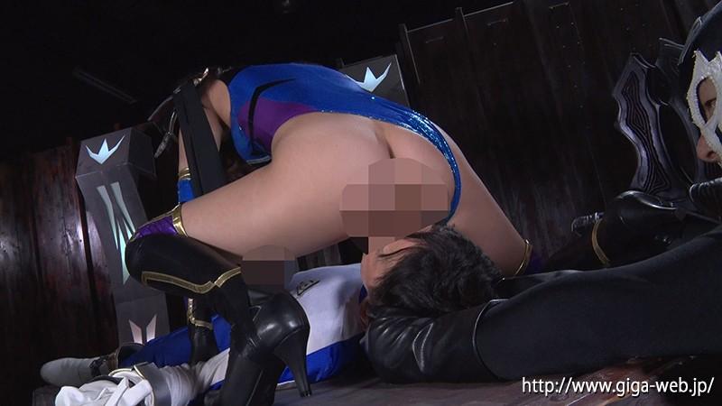 ヒーロー陥落 美魔女幹部ヴェルマリア 通野未帆 画像11