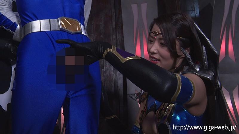 ヒーロー陥落 美魔女幹部ヴェルマリア 通野未帆 画像8