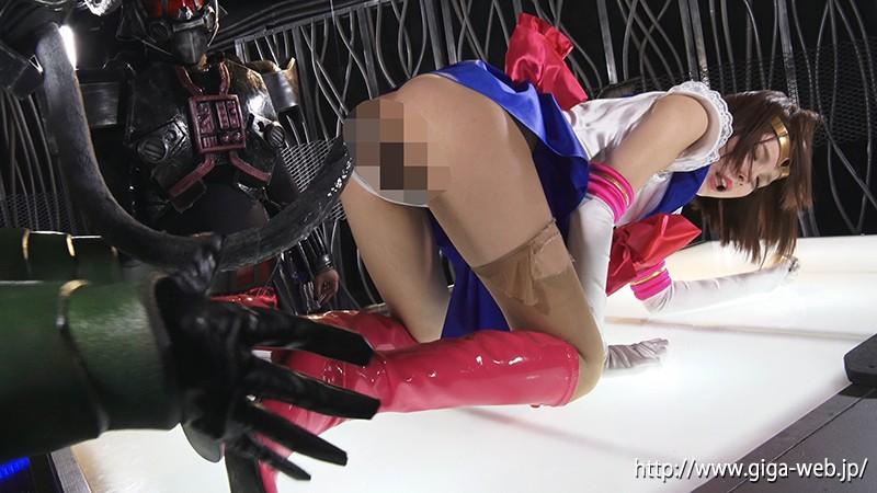 HEROINE陥落倶楽部 美聖女戦士セーラージュエルエルメス 坂咲みほ16