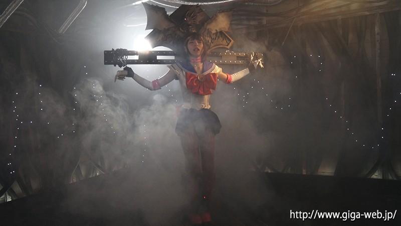 HEROINE陥落倶楽部 美聖女戦士セーラージュエルエルメス 坂咲みほ20