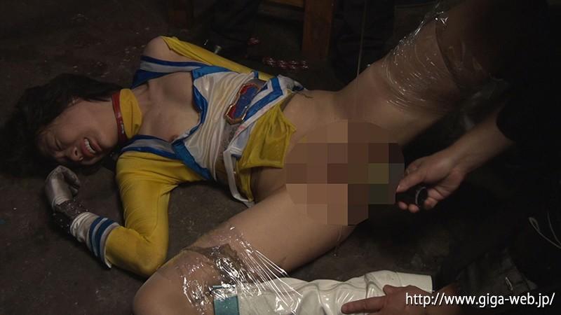 HEROINE陥落倶楽部09 〜スパークイエロー牝犬調教〜 七海ゆあ 画像17