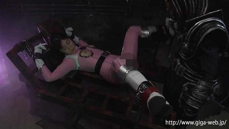 HEROINE陥落倶楽部13 銀河戦隊バトレンジャー バトピンク あゆみ莉花10