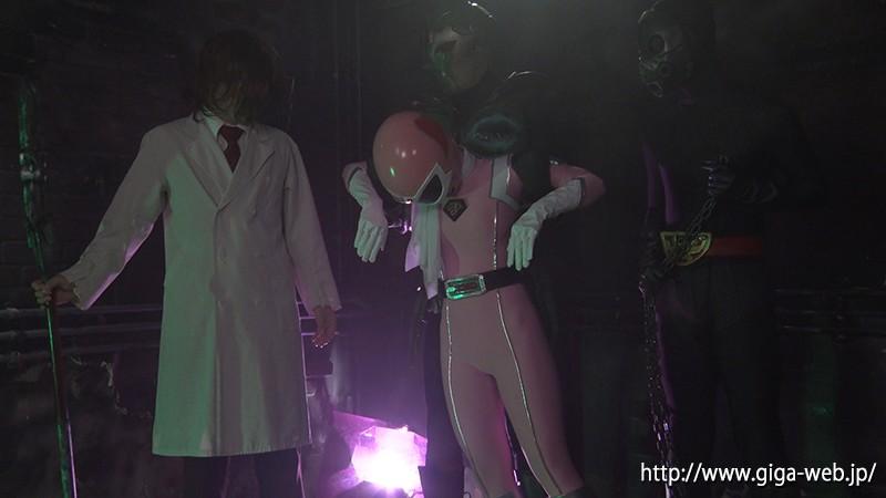 HEROINE陥落倶楽部13 銀河戦隊バトレンジャー バトピンク あゆみ莉花3
