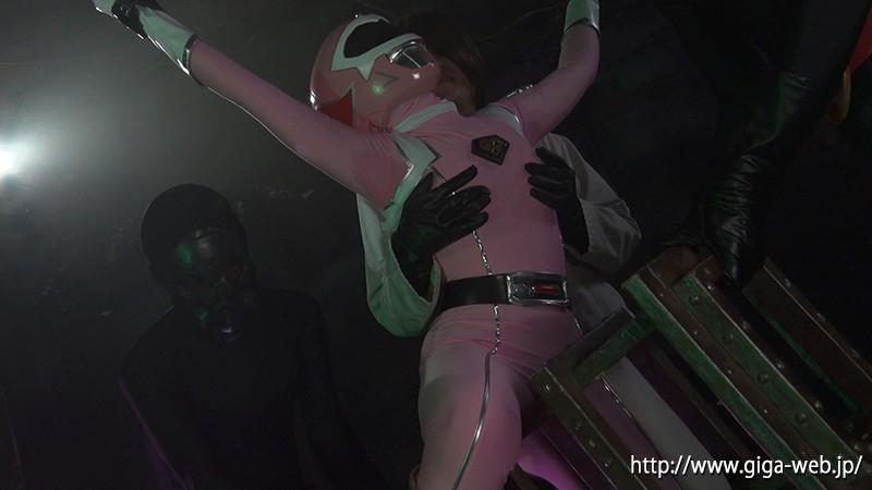 HEROINE陥落倶楽部13 銀河戦隊バトレンジャー バトピンク あゆみ莉花5