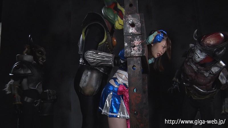 ヒロイン凌●Vol.104 美少女戦士チアナイツ 〜悪に弄ばれたチアサファイア〜 桜木優希音3