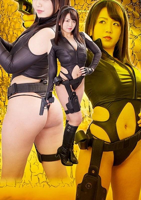 【ヒロイン陵辱】犯罪者を追う正義の女戦士ヒロインがまたも捕まり恥辱ww