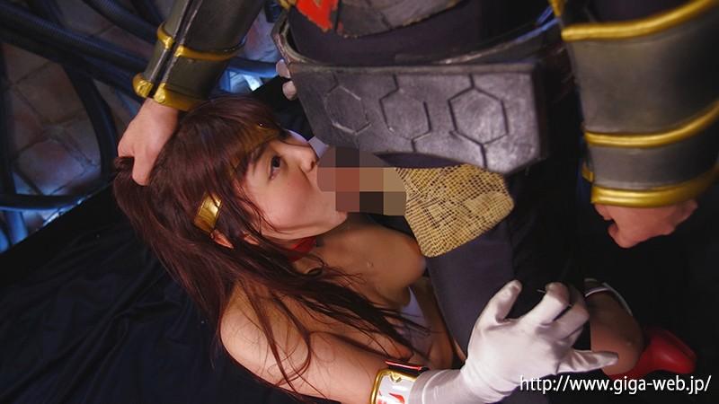 ヒロイン陥落Vol.106 美聖女戦士セーラーファイヤーエルメス 浜崎真緒|無料エロ画像16