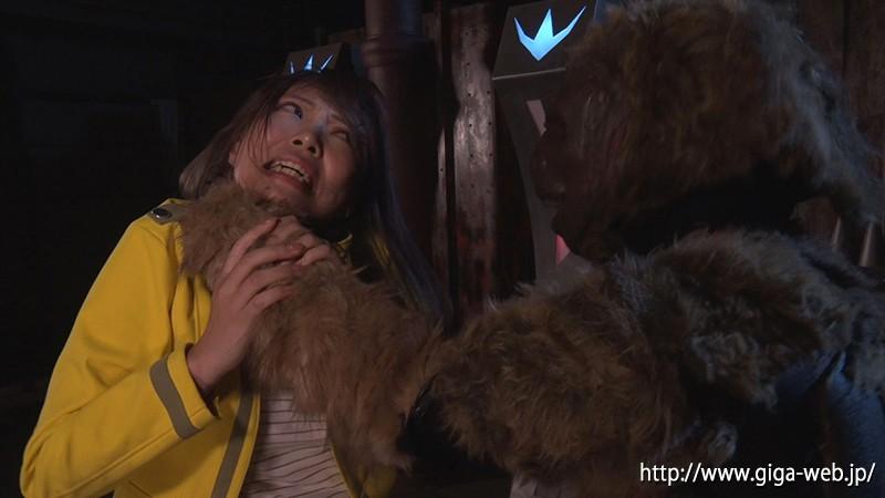 ヒロイン陥落Vol.109 危うしカイザーイエロー!怪人集団の魔の手! 生駒はるな