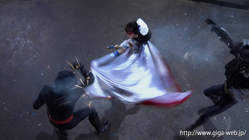 ヒロイン討伐Vol.84 魔法美少女フォンテーヌ 水難の惨事 高梨りの|無料エロ画像2