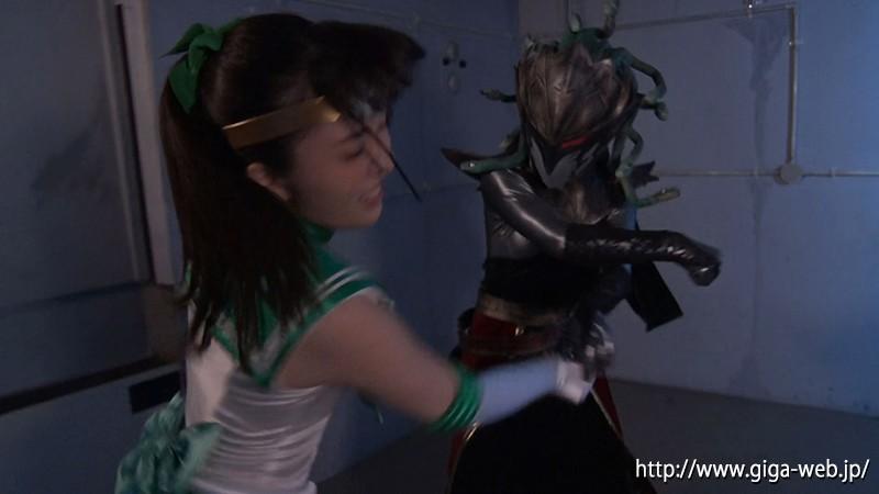 ヒロイン洗脳Vol.19 〜堕ちた緑のセーラー戦士〜|無料エロ画像3