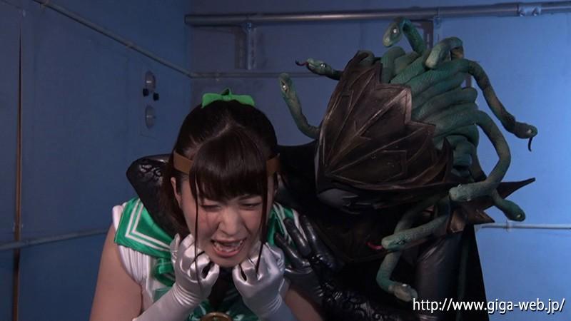 ヒロイン洗脳Vol.19 〜堕ちた緑のセーラー戦士〜|無料エロ画像4