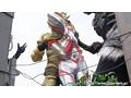 【G1】巨大ヒロイン(R)フェリス 槇原愛菜のサンプル画像 10