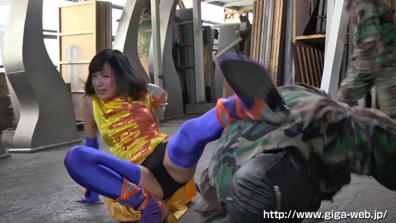 【G1】格闘女戦士失禁レ●プ-龍華- 星川麻紀1