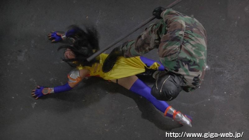 【G1】格闘女戦士失禁レ●プ-龍華- 星川麻紀3