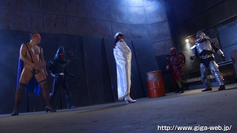 【G1】魔法美少女戦士フォンテーヌ 〜打倒!!フォンテーヌ決死隊! 悪の博士大集結!!〜 倉持りん7