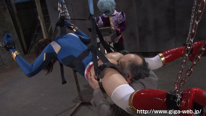 【G1】スパンデクサー・コスモエンジェル パペットマスター恥辱の遠隔操作編 水野朝陽9