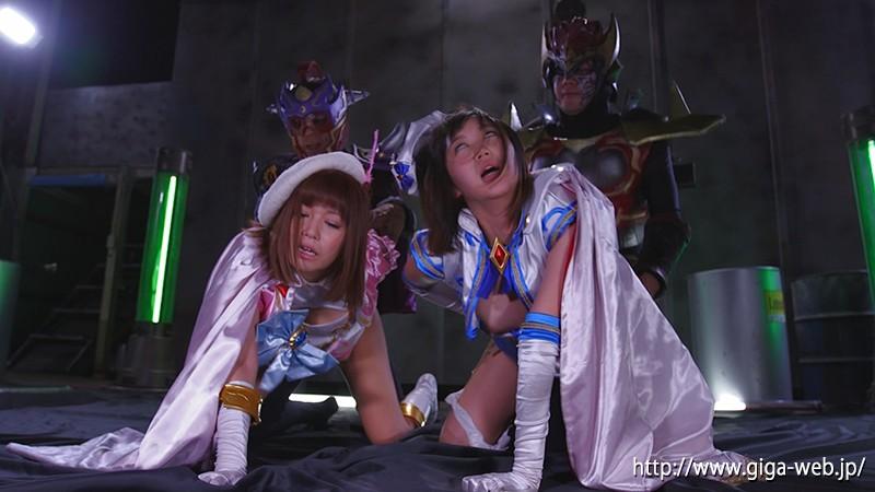 【G1】美少女仮面オーロラ&フォンテーヌ18