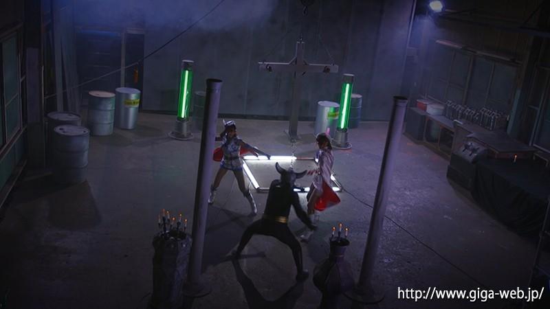 【G1】美少女仮面オーロラ&フォンテーヌ7