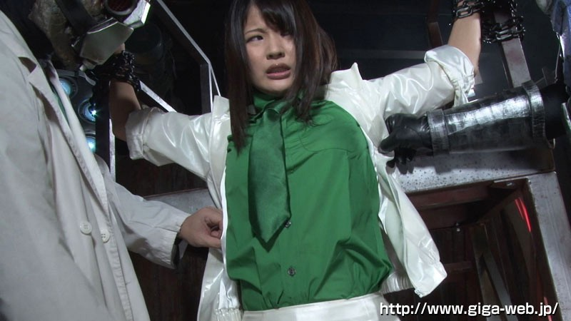 スーパーヒロイン危機一髪!!Vol.66 〜捕われのチャージマーメイド〜 水谷あおい11