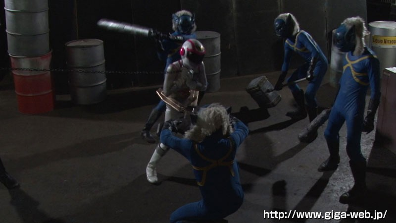 スーパーヒロイン危機一髪!!Vol.66 〜捕われのチャージマーメイド〜 水谷あおい6
