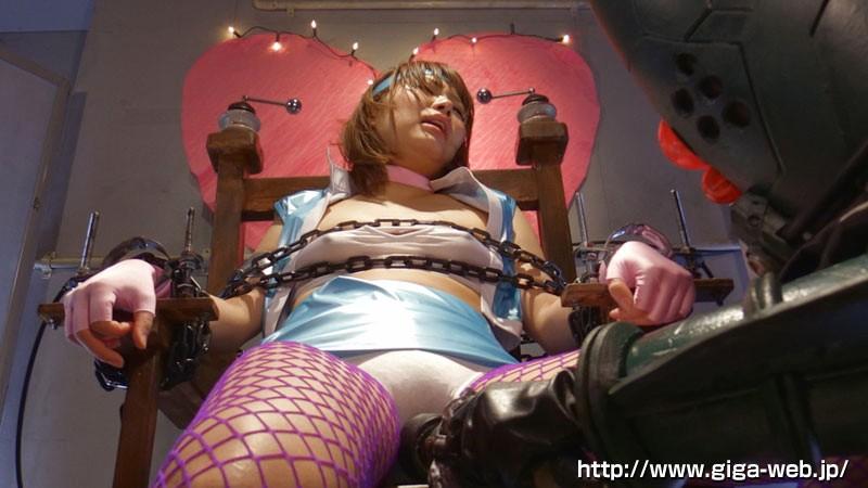 スーパーヒロイン危機一髪!!Vol.68 次元女戦士ディアナ の画像8