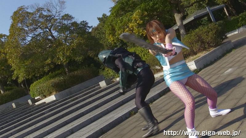 スーパーヒロイン危機一髪!!Vol.68 次元女戦士ディアナ の画像1