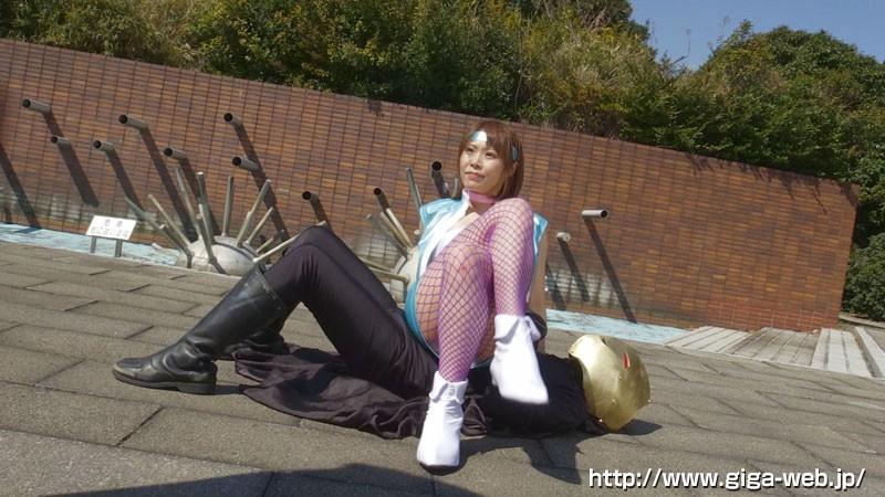 スーパーヒロイン危機一髪!!Vol.68 次元女戦士ディアナ の画像16