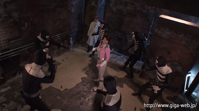 スーパーヒロイン危機一髪!!Vol.72 超装戦隊マーシャルフォース 戦闘員の報復編 北川りこ4