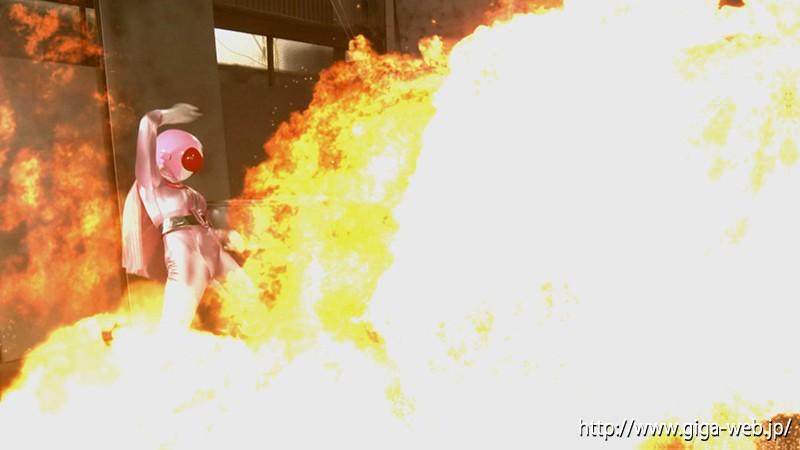 スーパーヒロイン危機一髪!!Vol.74 〜阻止せよソルジャーピンク! 爆弾マスクの爆破計画〜 海空花1
