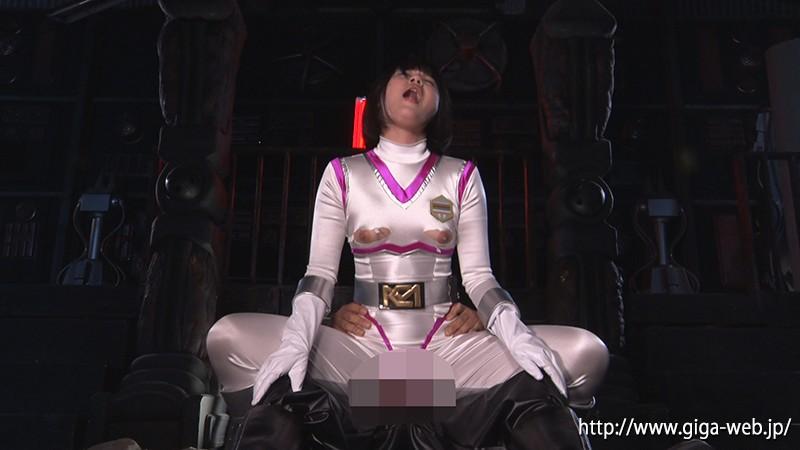 スーパーヒロイン危機一髪!!Vol.77 チャージマーメイドVS淫獣チンカリー 明海こう18