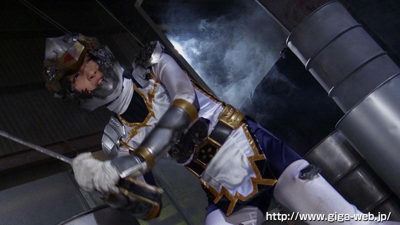 スーパーヒロイン絶体絶命!!Vol.62 聖騎士戦隊ブレイドファイブ 広瀬うみ16