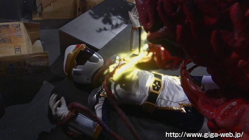 スーパーヒロイン絶体絶命!!Vol.62 聖騎士戦隊ブレイドファイブ 広瀬うみ8