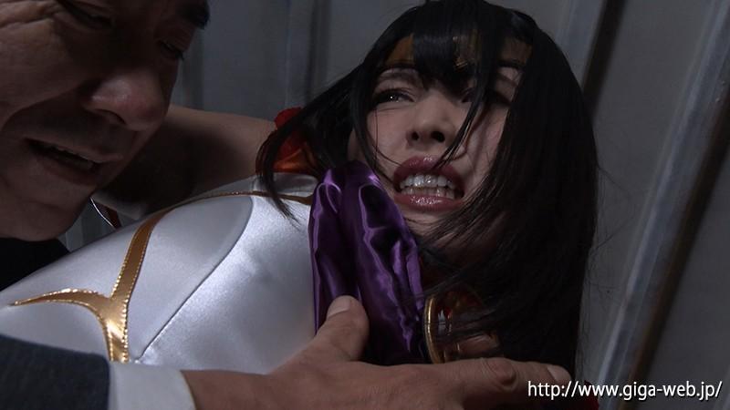 スーパーヒロイン絶体絶命!!Vol.69 美聖女戦士セーラーファイヤーエルメス 新村あかり5