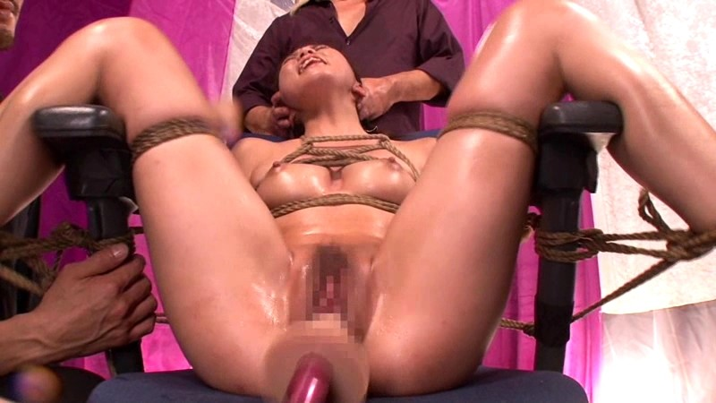 Ryo tsujimoto torture her big nipples