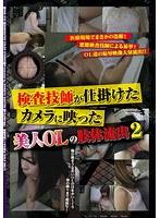 検査技師が仕掛けたカメラに映った美人OLの肢体流出 2 ダウンロード