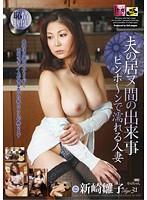 夫の居ヌ間の出来事 ピンポ〜ンで濡れる人妻 新崎雛子