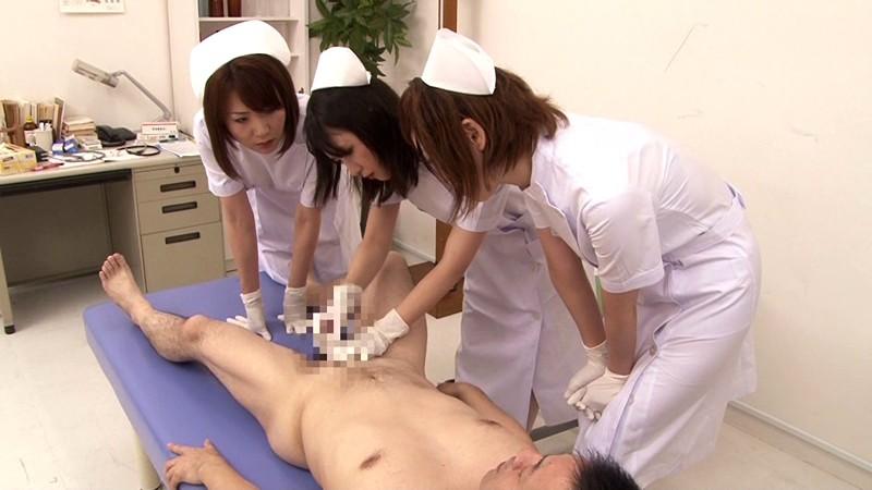 Japan nude body examination