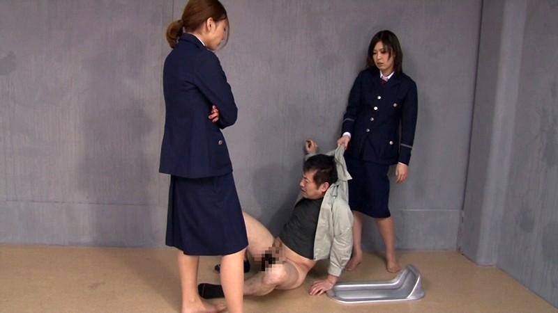 女看守の強●連射懲罰 画像15