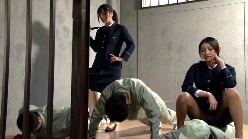 女看守の強●連射懲罰 画像4