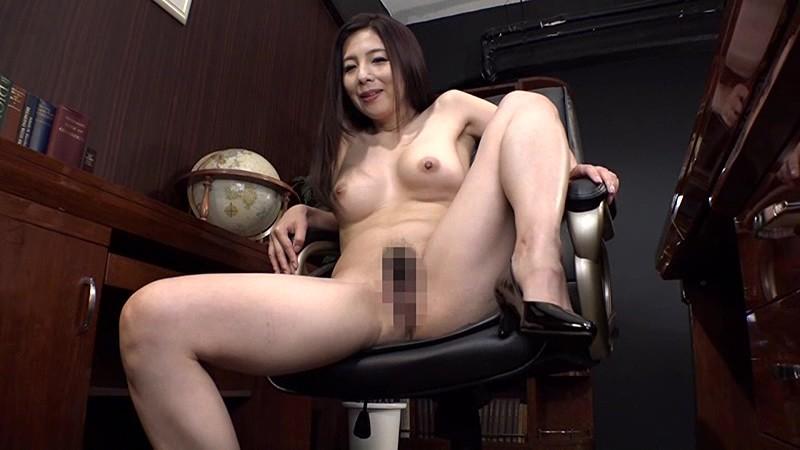 女社長のバター犬 秘書で性欲処理をするパワハラ社長 一条綺美香 1枚目