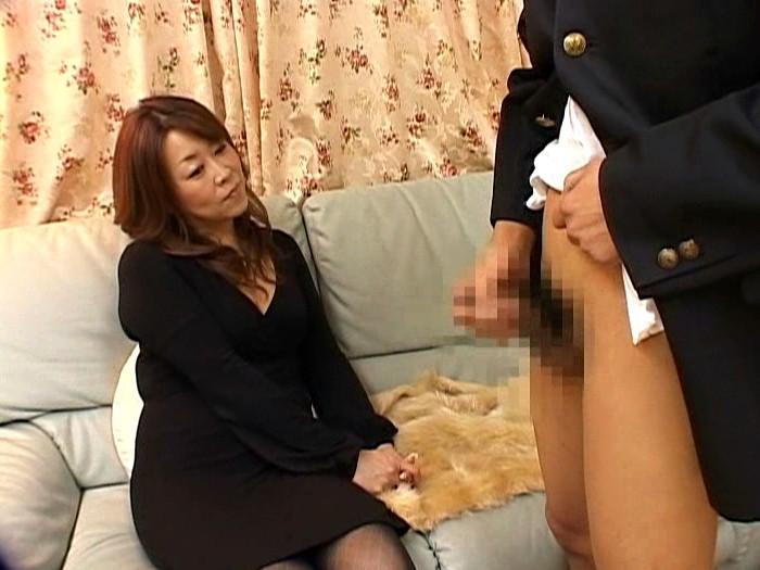 溺愛ママのセンズリ鑑賞 VOL.01[h_189gifd85][H_189GIFD85] 1