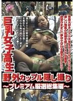 巨乳女子校生 野外カップル隠し撮り 〜プレミアム厳選総集編〜 ダウンロード