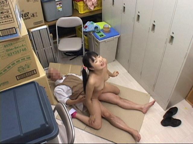 万引き少女脅迫レ●プ 無料エロ画像13