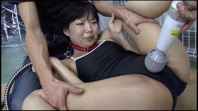 監禁女子○生 連続絶頂!イキ狂い8時間2枚組 の画像4