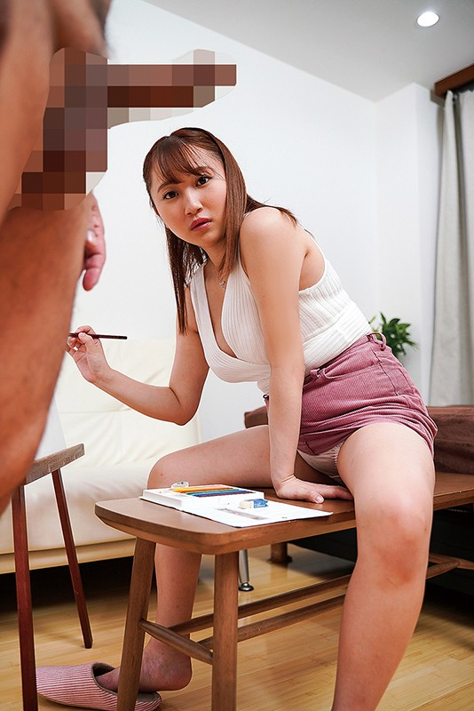 NACR-280 Studio Planet Plus - When I asked my dad for a nude model, I was excited to cum inside. Tsugumi Morimoto big image 7
