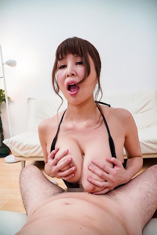 爆乳ムチムチ妻の下品なマラ喰い肉欲生活 今藤霧子 5枚目